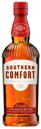 Southern Comfort Peach Whisky Liqueur 750ml