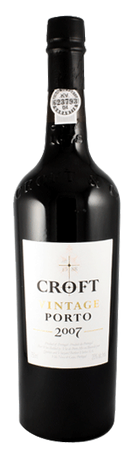 Croft Vintage 2007 Port 750ml