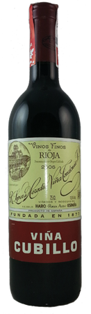 Vina Cubillo Crianza 750ml