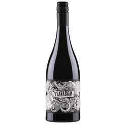 Flavabom Vine Dried Shiraz 750ml