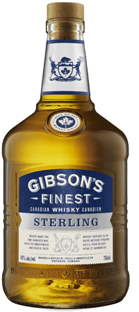 Gibsons Finest Sterling Edition Canadian Whisky 750ml