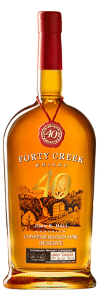 Forty Creek Confederation Oak Reserve Canadian Whisky 750ml