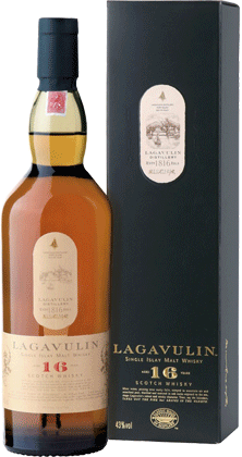Lagavulin 16yr Old Scotch Whisky 750ml