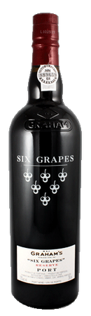 Graham's Six Grapes Vintage Character Port 750ml
