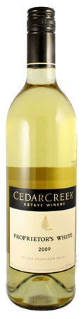 Cedar Creek Proprietor's White 750ml