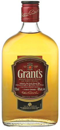Grant's Family Reserve Scotch Whisky 375ml