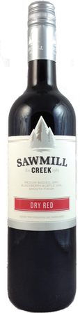 Sawmill Creek Dry Red Blend 750ml Image