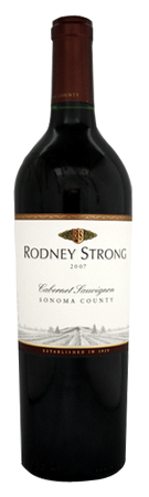 Rodney Strong Cabernet Sauvignon 750ml