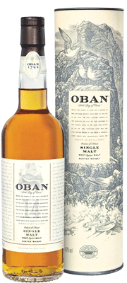 Oban 14yr Old Scotch Whisky 750ml