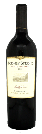 Rodney Strong Old Vines Zinfandel 750ml