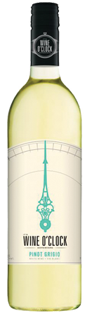 Wine O'Clock Pinot Grigio 750ml