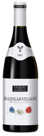 George Duboeuf Beaujolais Villages (Gamay) 750ml