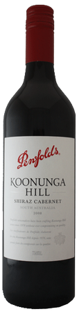 Penfolds Koonunga Hill Cabernet/Shiraz 750ml