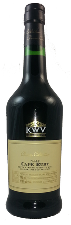 KWV Paarl Cape Ruby Port 750ml