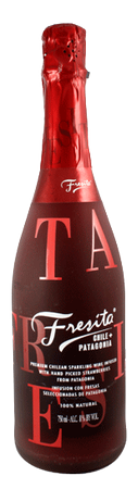 Fresita Strawberry Infused Sparkling Wine 750ml