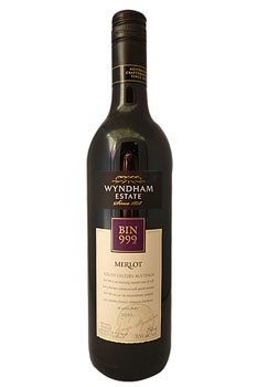 Wyndham Estate Bin 999 Merlot 750ml Image