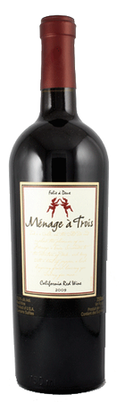 Menage A Trois Red Blend 750ml