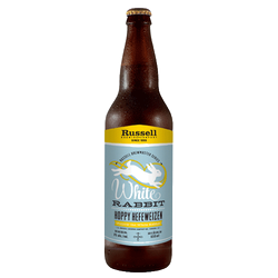 Russell Brewing White Rabbit Hoppy Hefeweizen 650ml