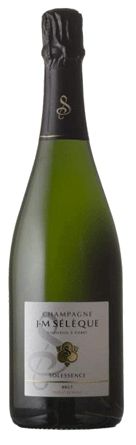 J-M Seleque Solessence Brut Growers Champagne 750ml