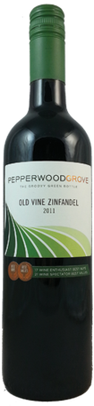 Pepperwood Grove Zinfandel 750ml