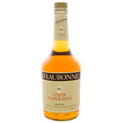 D'eaubonne Brandy VSOP 750ml