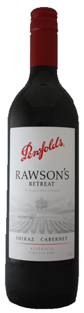 Penfolds Rawson's Retreat Cabernet/Shiraz 750ml