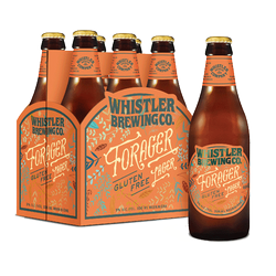 Whistler Brewing Forager Gluten Free Beer 6 x 330ml
