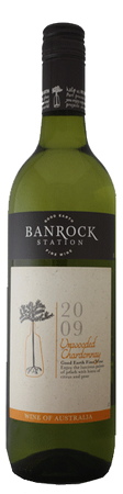 Banrock Station Unwooded Chardonnay 750ml