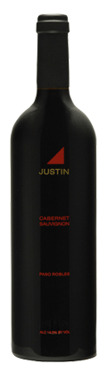 Justin Vineyards Cabernet Sauvignon 750ml