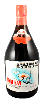 Gekkeikan Plum Wine 750 mL