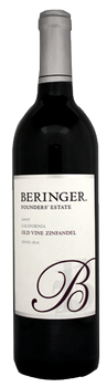 Beringer Estate Zinfandel 750ml