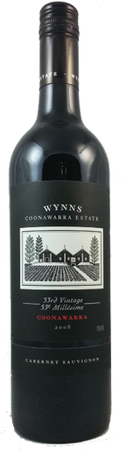 Wynns Coonawarra Estate Black Label Cabernet Sauvignon 750ml