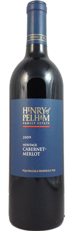 Henry Of Pelham Cabernet Merlot 750mL