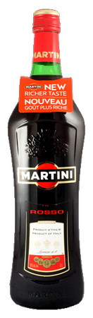 Martini Rosso Sweet Vermouth 1000ml