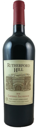 Rutherford Hill Cabernet Sauvignon Napa Valley 750ml