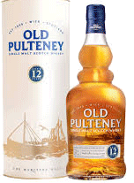 Old Pulteney 12yr Old Scotch Whisky 700ml
