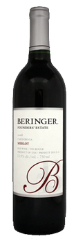 Beringer Estate Merlot 750ml