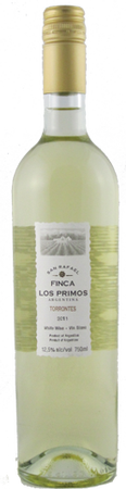 Finca Los Primos Torrentes 750ml