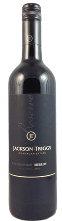 Jackson Triggs Black Series Merlot 750ml