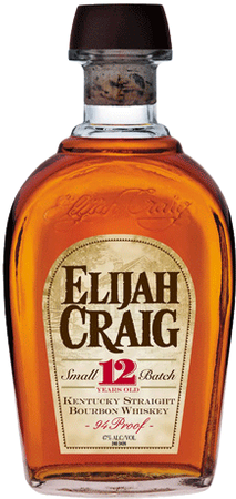 Elijah Craig 12 Year Old Bourbon 750ml