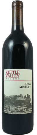 Kettle Valley Merlot 750ml