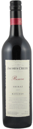 Jacob's Creek Reserve Shiraz 750ml