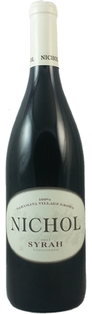 Nichol Vineyards Syrah 750ml