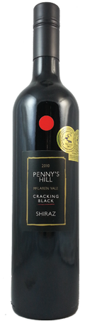 Penny's Hill Cracking Black Shiraz 750ml