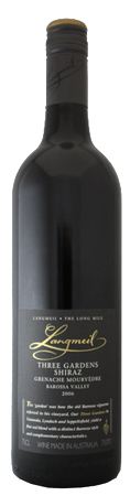 Langmeil Three Gardens Shiraz/Mourvedre/Grenache 750ml
