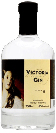Victoria Distillers Gin 750ml