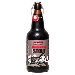 Howe Sound Brewing Diamond Head Oatmeal Stout 1000ml