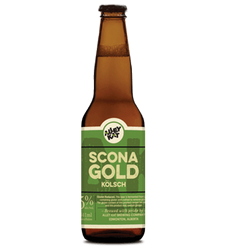 Alley Kat Scona Gold Ale 6 x 341ml (Gluten Reduced)