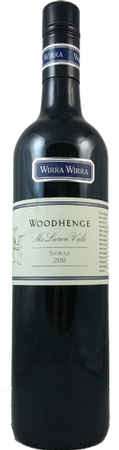 Wirra Wirra Woodhenge Shiraz 750ml