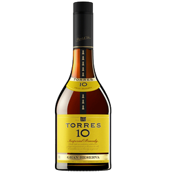 Torres 10yr Old Brandy 750ml